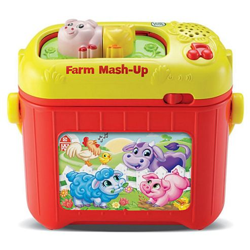 Leapfrog Farm Mash Up