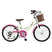 "Dawes L'il Duchess Pink 20"" Kids' Traditional Bike"