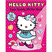 Hello Kitty Sparkly Sticker Book