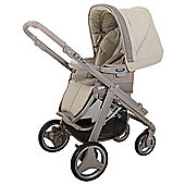 Bebecar Ip-Op Evolution Taupe Pushchair (Fudge)