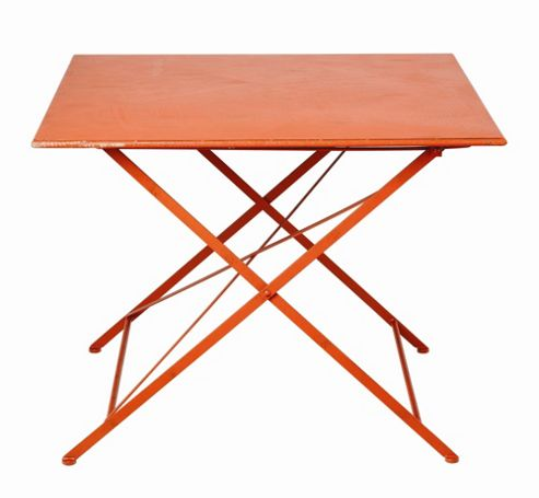 Bitossi Romantic Color Revol Square Table - Orange