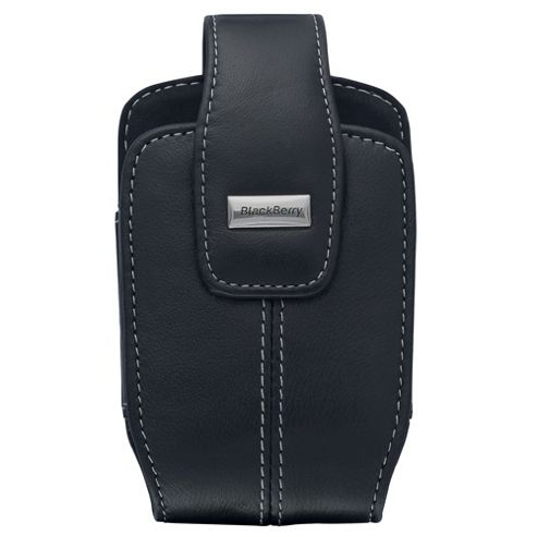 Leather Swivel Holster Black HDW-10824-001
