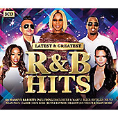 Various Latest & Greatest R&B Hits 3CD