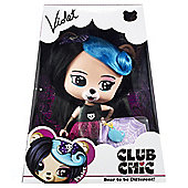 Club Chic Violet Spooky Chic