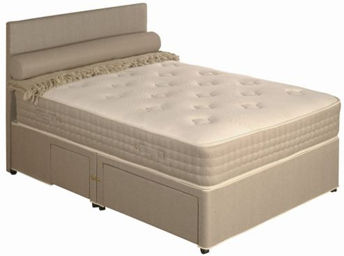 Buy vogue beds natural touch pocket ortho revive 1000 for Single divan bed without mattress