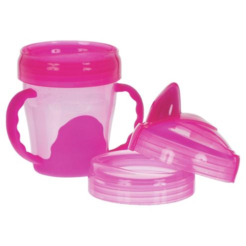 Vital Baby 3-Stage Trainer Cup - Pink