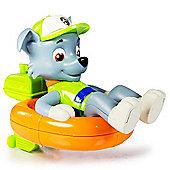 Paw Patrol Paddlin' Pups Bath Toy - Rocky
