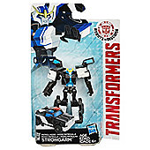 Transformers Robots in Disguise Legion Class Patrol Mode Strongarm Figure