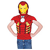 Rubies UK Iron Man Dress Up set- S