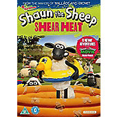 Shaun The Sheep - Shear Heat DVD