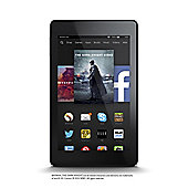 "Fire HD 6, 6"" Tablet, 16GB, WiFi - Black (2014)"