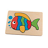 ELC Bubbles The Fish Lift Out Puzzle
