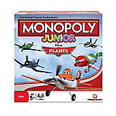 Monopoly Junior Disney Planes