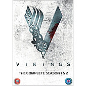 Vikings 1 & 2 DVD