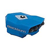 Blackburn Flea 2.0 USB rechargeable Front LED Bicycle Light Blue