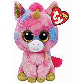 TY Beanie Boo Plush - Fantasia the Unicorn 15cm