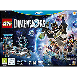 Lego Dimensions - Starter Pack Wii U