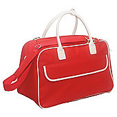 Tesco Weekend Holdall, Red
