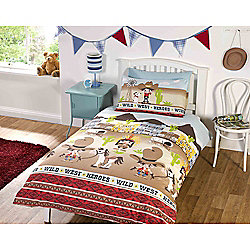 Rapport Kids Wild West Duvet Cover Set - Single