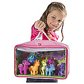 Pretty Pony Family Playset