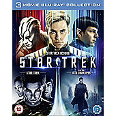 Star Trek / Star Trek Into Darkness / Star Trek Beyond Blu-ray
