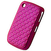 Tortoise™ Hard Case BlackBerry® Curve 9300 Diamante Quilt Pink