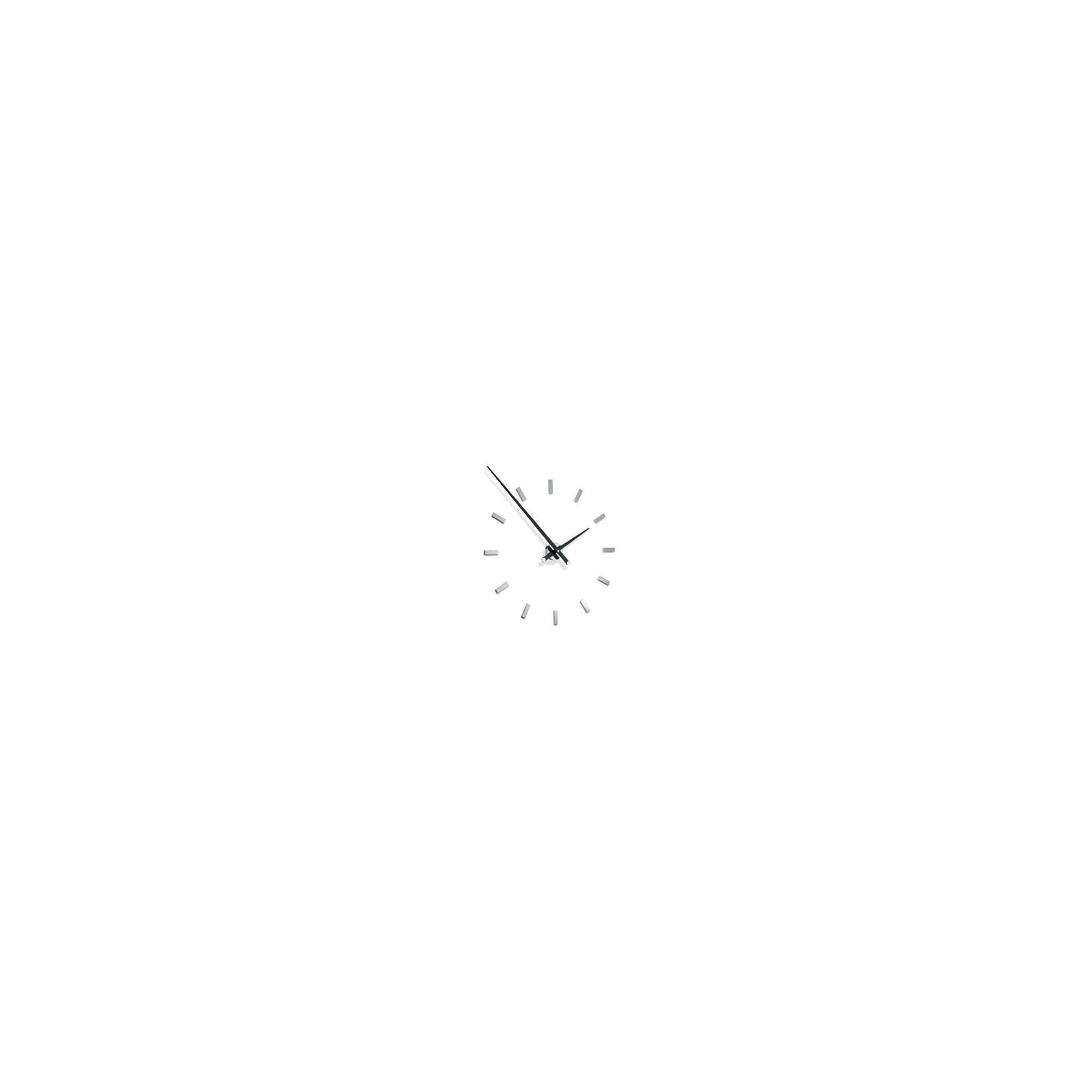 NOMON Tacón 12 L Clock - White Lacquered at Tesco Direct