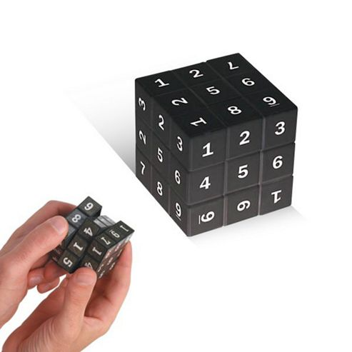 Sudoku Cube Ootb