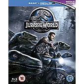 Jurassic World Blu-ray