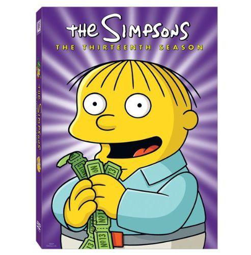 Simpson Season 13 (DVD Boxset)