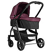Graco EVO Carrycot Plum