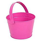 Twigz Childrens Gardening Tools 0829 Gardening Bucket (Pink)