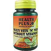 Health Plus Multi Vits Without A 30 Veg Tablets