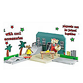 Rastamouse Bandulu's Orphanage Playset