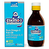 Nutri Ltd Eskimo Brain Sharp LIQUID 210ml Liquid