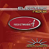 Rocket Nickel Light Electric Guitar String Set
