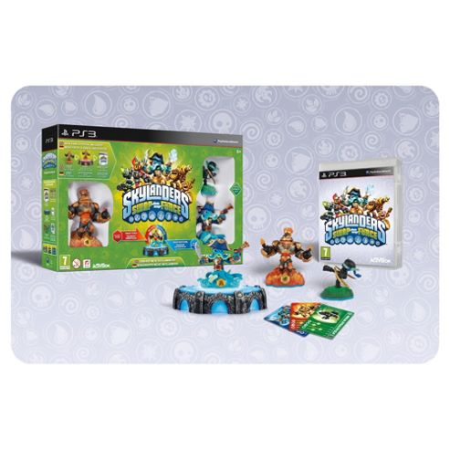 Skylanders Swap Force - Starter Pack - Ps3