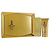 Paco Rabanne 1 Million Eau de Toilette 100ml & Shower Gel