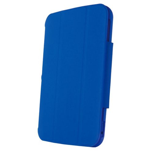 "Hudl 7"" Soft-touch folding case & stand, Blue"