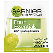 Garnier Fresh Moisturiser Pot for Normal/Combination skin 50ml