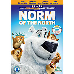 Norm Of The North - Tesco Exclusive DVD