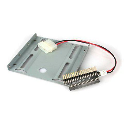 StarTech 2.5-inch IDE Hard Drive to 3.5-inch Drive Bay Mounting Kit - Grey