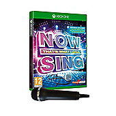 Now That's What I Call Sing: 1 Microphone Pack (Xbox One)
