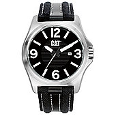 CAT DP XL Mens Date Display Watch - PK.141.62.132
