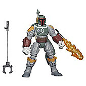 Star Wars Hero Mashers Episode VI Boba Fett - Action Figures