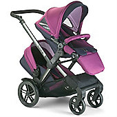 Jane Twone Tandem Pushchair (Violet)