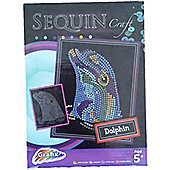 Sequin Craft - Dolphin