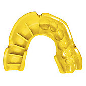 Opro Mouthguard Silver White / Yelllow