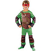 Child Teenage Mutant Ninja Turtle Costume (Deluxe) Large
