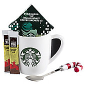 Starbucks Candy Cane Mug Gift Set